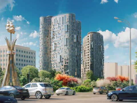 Комплекс апартаментов «Нахимов». Успей купить! Только сейчас от 4,6 млн рублей!
